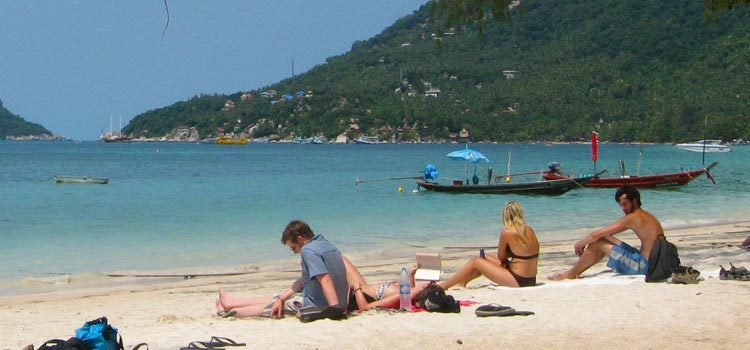 Острова Тайланда: Ко Тао. Первые впечатления