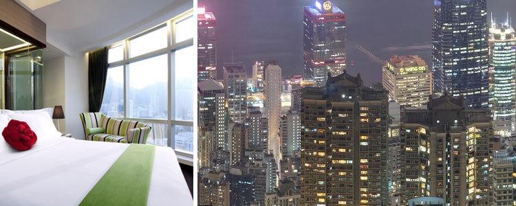 5 недорогих и приятных отелей Гонконга