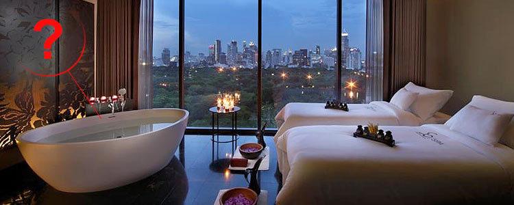 Маленькие приколы больших отелей Азии