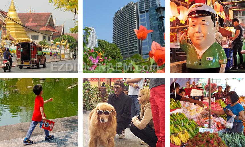 Привычки тайцев, стиль жизни, менталитет