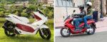 Скутер Хонда PCX в Тайланде: отзыв и фото