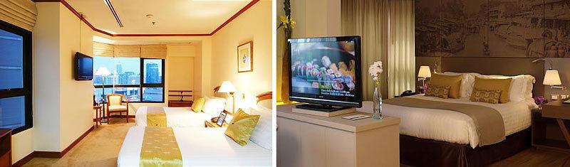 Отель Diamond Suites Hotel в Бангкоке