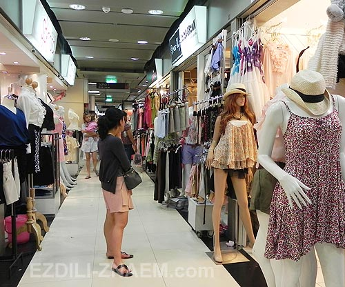 Шоппинг в Бангкоке: Fashion Mall