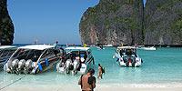 Фото туристов из Тайланда