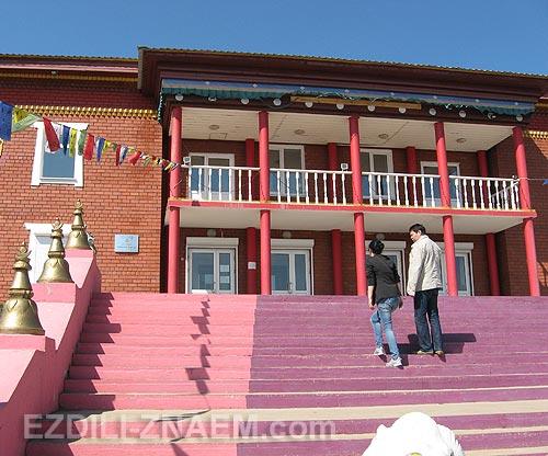 "Буддийский дацан ""Ринпоче Багша"" в Улан-Удэ"