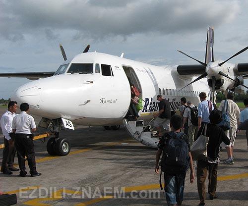 Как в Индонезии добраться с Бали до Ломбока самолетом