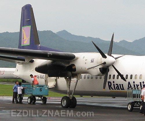 Индонезия: как добраться до Ломбока самолетом