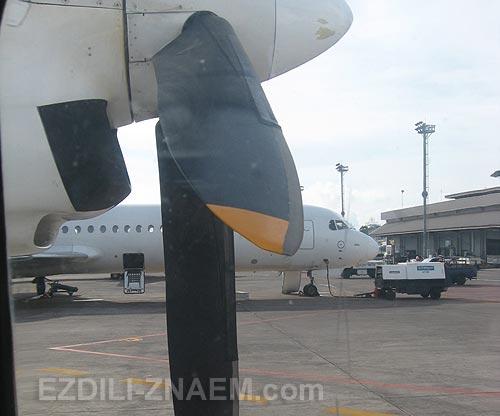 Как долететь с Бали до Ломбока в Индонезии