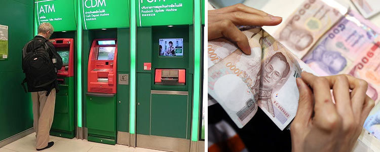 Сколько брать с собой денег в Таиланд
