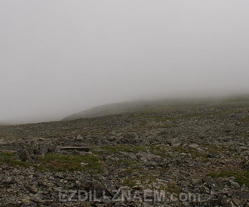 Горы Алтая: Сарлык