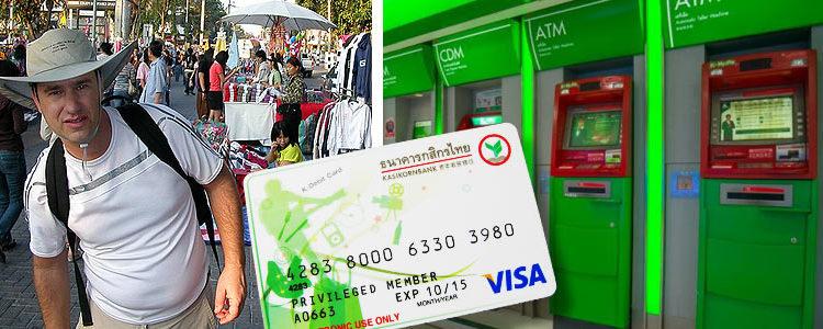 Как получить дебетовую карту Visa в банке Тайланда