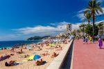 Безумный пляжный отдых в Ллорет де Мар
