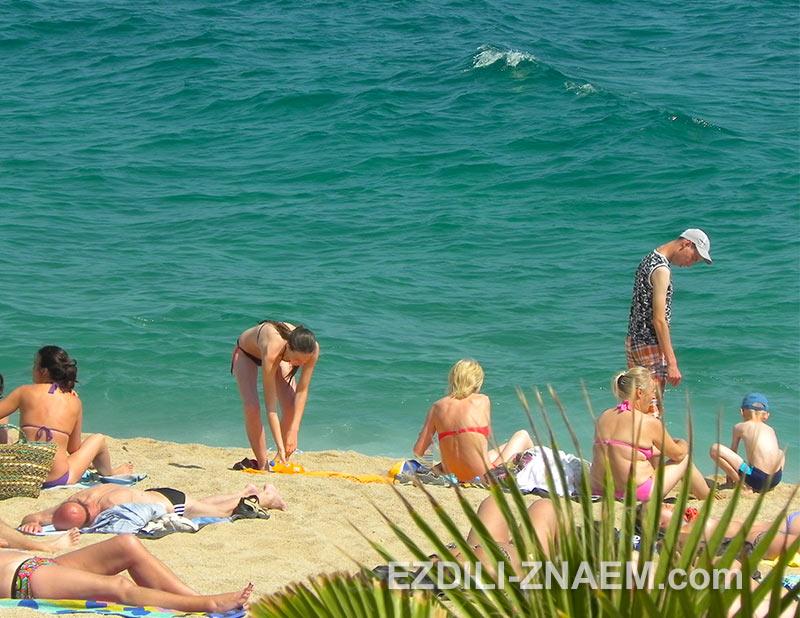 пляжный отдых в испанском Ллорет де Мар