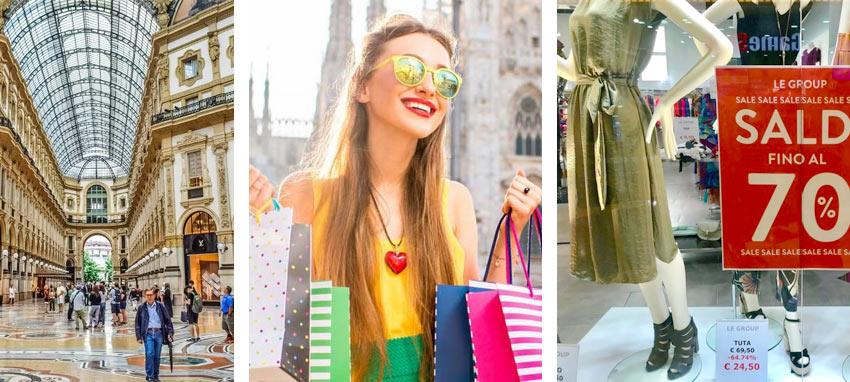 июль,  шоппинг в Италии. Милан, Рим, Флоренция, Турин, Венеция