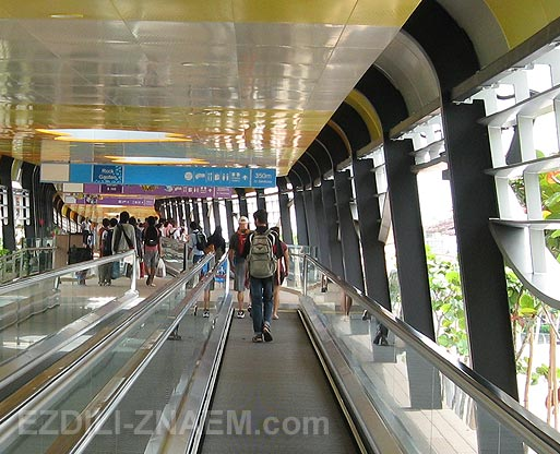 Фото Сингапура. Репортаж из города будущего