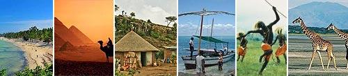 Страны Африки где визу можно получить на границе