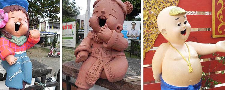Тайланд: веселые картинки