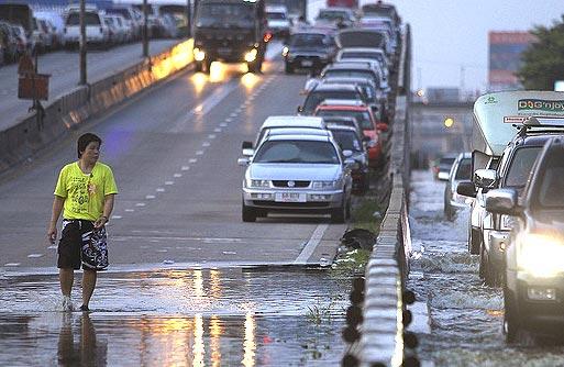 Наводнение в Тайланде. Поездка в Тайланд в октябре 2011