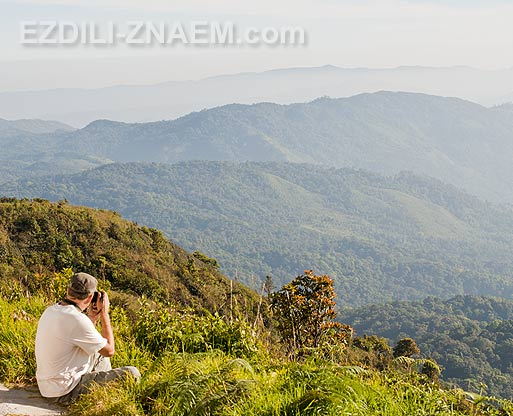 что посмотреть в Тайланде. Горы в Чианг Май