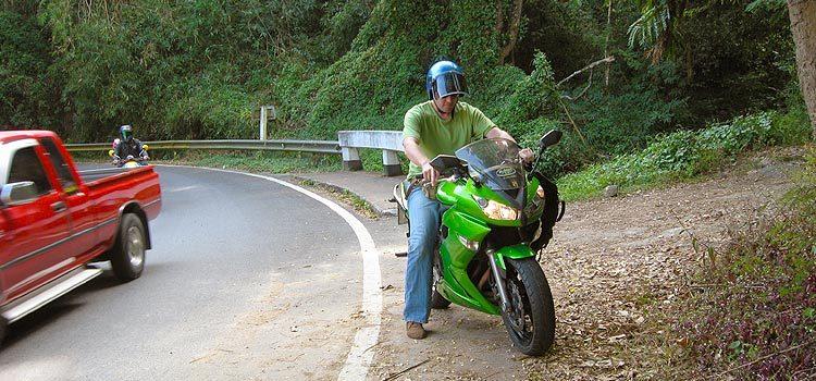 Аренда мотоцикла в Таиланде