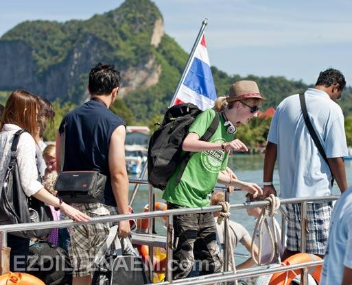 Тайланд: морское путешествие из Краби на остров Ланта