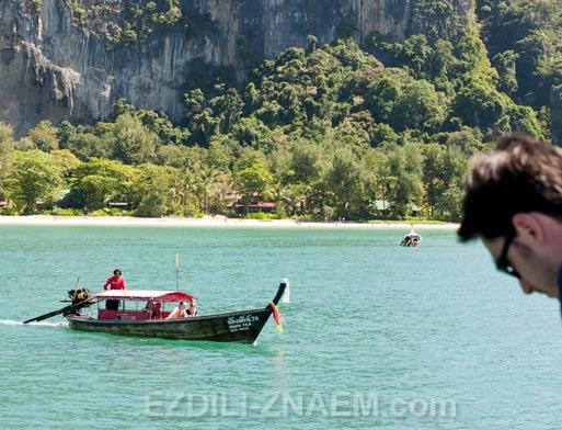 Тайланд: путешествие из Ао Нанг (Краби) на остров Ланта