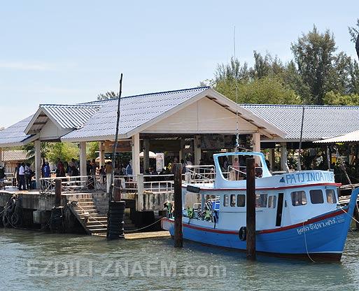 Тайланд: путешествие по морю на остров Ланта