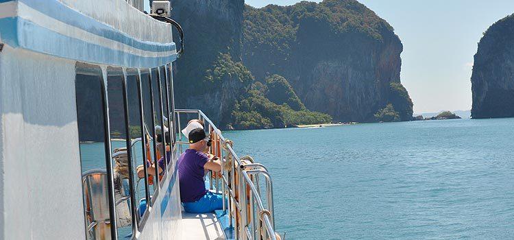Тайланд: морское путешествие из Краби (Ао Нанг) на остров Ланта