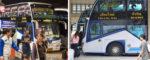 Транспорт в Тайланде: автобус Чиангмай – Хуа Хин