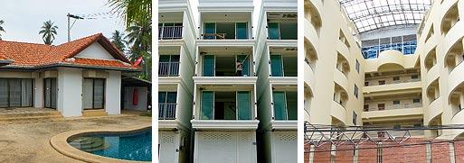Как строят недвижимость в Тайланде