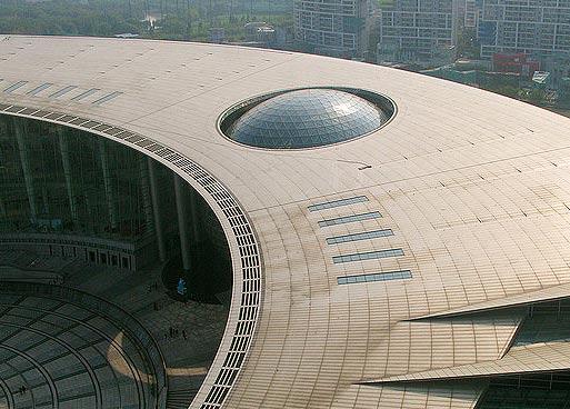 Фото достопримечательности Шанхая: Музей Науки и Техники