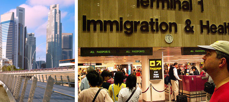 Как получать визу в Сингапур для россиян