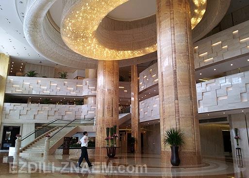 Особенности отелей Гуанчжоу. Отзыв путешественника