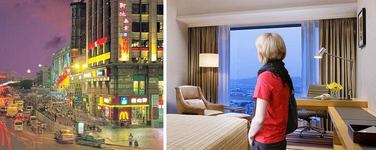 Китай. Особенности отелей Гуанчжоу