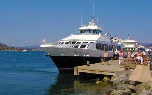 Как добраться из Ниццы до Сан-Тропе по морю