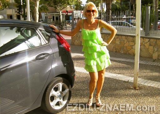 Где и какие лучше арендовать машины в Испании