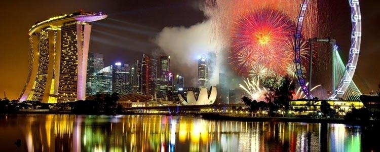 Где лучше всего встречать Новый Год?