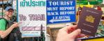 Виза-ран в Бирме, бордер-ран или как остаться в Тайланде подольше