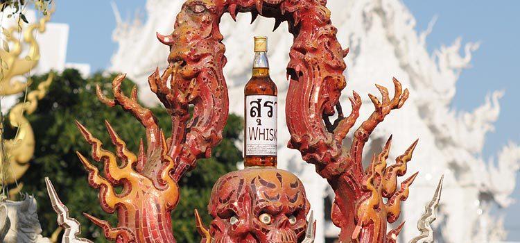 Алкоголь в Тайланде. Что пьют туристы в Таиланде