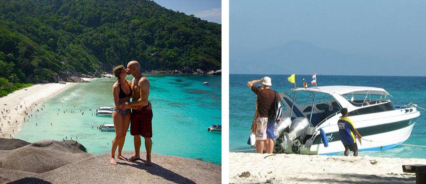отдыхая на Пхукете, можно найти неплохие цены на экскурсии к островам