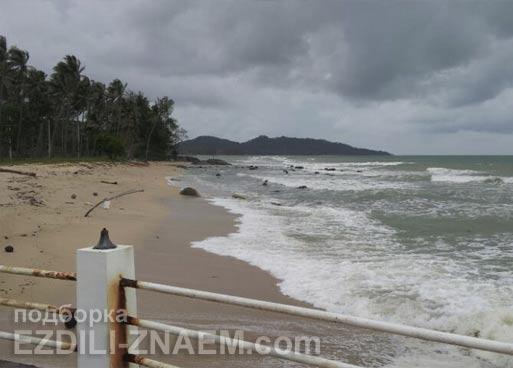 Погода в Тайланде: зима в Сиамском заливе. Погода на острове Самуи