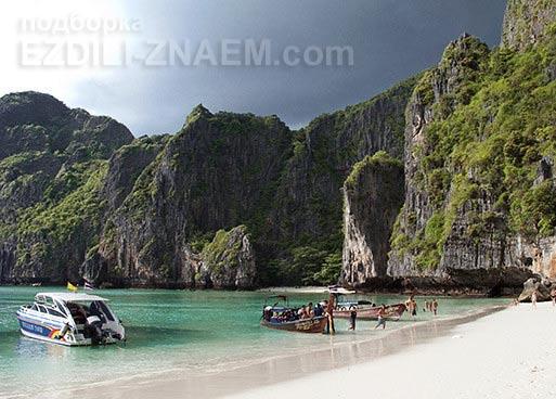 Погода в Тайланде весной и летом. Погода на островах Андаманского моря
