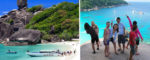 Лучшая экскурсия на Пхукете – поездка на Симиланские острова. Тайланд