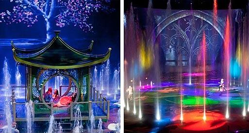 Достопримечательности Макао: Дом Танцующей воды