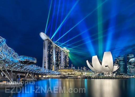 Куда поехать в марте. Сингапур - лучшее место для отдыха