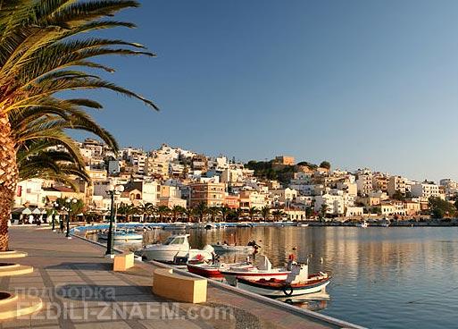Куда поехать в мае? Остров Крит