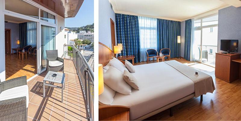 """Отель """"Дельфин"""" в Тосса де Мар, Испания"""
