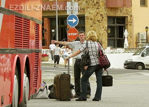 Как доехать до Барселоны. Автобусы из Тосса де Мар