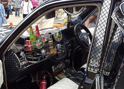Автошоу в Куала Лумпур. Малайзия