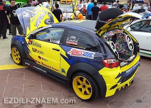 Авто шоу в Куала Лумпур